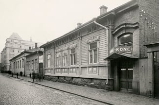 1917 - KONE office factory Antinkatu