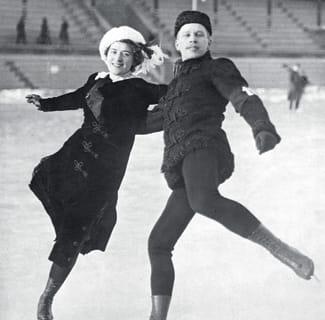 1920 - Jakobsson couple gold medalist
