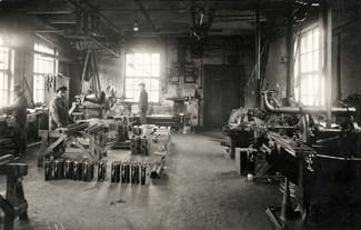 1920s - Antinkatu factory