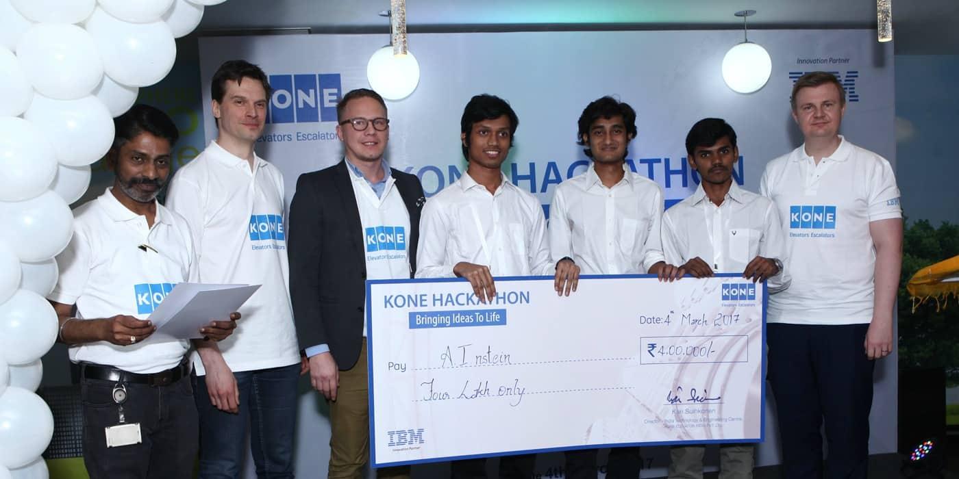 KONE India Hackathon